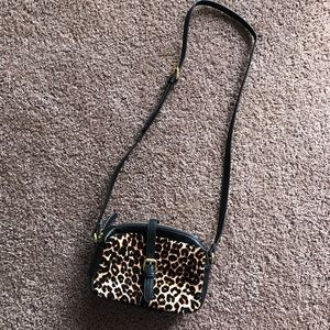 Old Navy Cheetah Print Crossbody